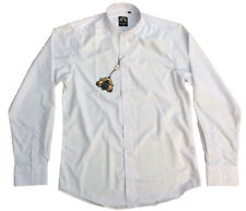 Polyester Long Sleeve Regular Size Casual Shirts for Men