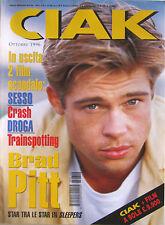 CIAK 10 1996 Brad Pitt Emmanuelle Béart Madonna Stefano Dionisi Nicole Kidman