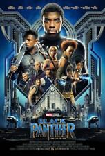 BLACK PANTHER - ONE SHEET - MOVIE POSTER 24x36 - 52575