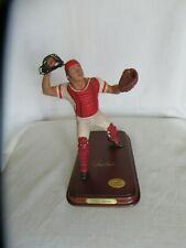 "Johnny Bench Hof Cincinnati Reds Catcher Danbury Mint All Star 8.5"" Figurine"