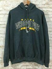 RARE MAINE Whoopie Pies / Portland SEA DOGS MiLB Hoodie Sweatshirt Adult XL
