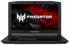 "Acer Predator Helios 300 Gaming Laptop 15.6"" Full HD Intel Core i7-7700HQ CPU..."
