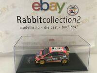 "DIE CAST "" FORD FIESTA RS WRC RMC 2011 - 2014 MARTIN PROKOP "" DIECAST CLUB 1/43"