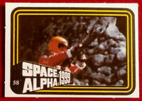 SPACE / ALPHA 1999 - MONTY GUM - Card #58 - Netherlands 1978