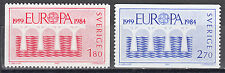 Schweden / Sverige Nr. 1270-1271** Europa 1984