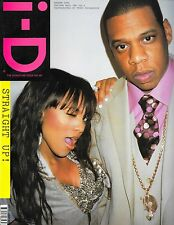 I-D #257 8/2005 JAY Z Teairra Mari LOU REED Gwendoline Christie KANYE WEST @New@