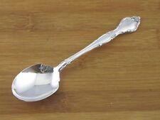"Oneida Community Affection Sugar Spoon 6"" Glossy Silverplate Flatware Silverware"