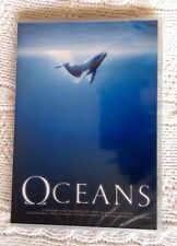 OCEANS- DIRECTED BY JACQUES PERRIN (DVD) REGION 2, FREE POST WITHIN AUSTRALIA