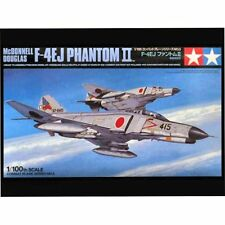 Tamiya 61605 McDonnell Douglas F-4EJ Phantom II 1/100 scale plastic model kit