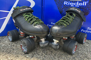 Riedell R3 Roller Skates Quad Skates Derby Skates