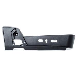 Lincoln MKZ Zephyr Front Passenger Seat Trim Valance Black OEM 7H6Z-5462186-AC