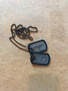 Battlefield 4 Rare Collector Edition Dog Tags
