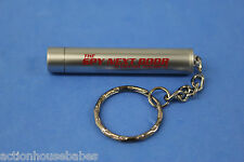THE SPY NEXT DOOR RED LAZER POINTER KEYCHAIN - BRAND NEW PROMO ITEM
