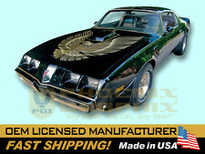 1981 Trans Am 52-Piece Bandit Special Edition ULTIMATE Decal Stripes Bird Kit