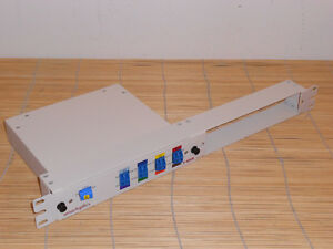 Smartoptics T-3008 CWDM 8 Port Passive Multiplexer 8 channel Mux/Demux