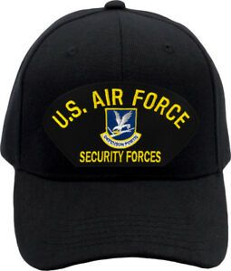 US Air Force Security Forces Hat BRAND NEW (0005) Ballcap Cap FREE SHIP! 69108
