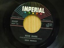 Ernie Freeman 45 Rose Marie bw After Sunset - Imperial VG++