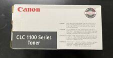 Canon CLC1100 Black Toner 1423A003 Genuine OEM