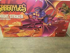 Gargoyles Night Striker Action Vehicle With Grabbing Claws & Battle Rocket MISB