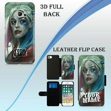 Suicide Joker squad Margie Maggie Harley Quinn Mobile Phone Case Cover