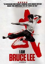 NEW DVD MARTIAL ARTS  // I AM BRUCE LEE // 94 min // ENG w/ ENG& FRENCH SUBTITLE