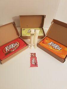 Andrew Bell Kill Kat Milk Chocolate Pumpkin Spice Radioactive GID Glow in Dark