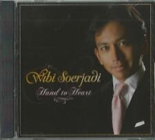 A -1 CD Wibi Soerjadi / Hand to Heart / Klavier