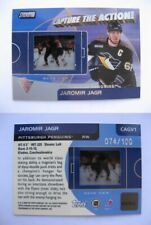 1999-00 Stadium Club CAGV1 Jaromir Jagr 074/100 capture the action game view