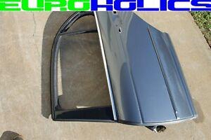 OEM Jaguar XJ8 XJR 04-07 Short WB Left Driver Rear Door Shell GRAY LHL FREIGHT
