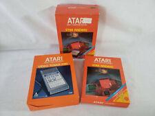 Atari 2600 Black Label Game - Star Raiders - COMPLETE In Box - Sealed Game