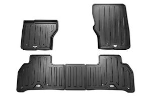 Land Rover Discovery 5 (2017 - Interior Rubber Mat Set (genuine parts)