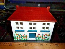MINI DOLL HOUSE/ TOY BOX  FOR YOUR DOLL HOUSE -   WOOD