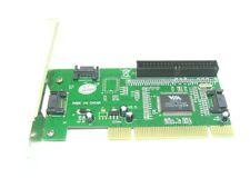 3 SATA+1 IDE combo to PCI 32bit RAID Card Adapter VIA6421 XBOX360