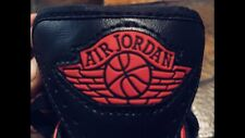 Jordan Retro 2 Breds Varsity Red Size 5.5Y Candy Pack Laney Dorenbecher GS DS