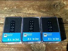 Seymour Duncan SJBJ-1 JB Jr Strat 3 Pickup Set BLACK Bridge / Middle / Neck
