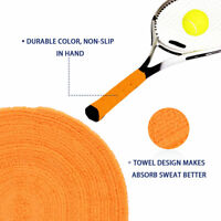Badminton Tennis Racquet Racket Non Slip Towel Grip Roll Overgrip Sweatband Tape
