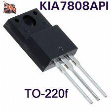 KIA7808API Original New KEC Transistor KIA7808AP 7808 TO-220F TO-220IS