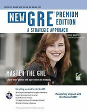 GRE: A Strategic Approach, Premium Edition (Book + Online) by Tarnopol, Doug