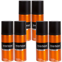 Bruno Banani ABSOLUTE MAN 6 x 150 ml Deo Spray Deodorant