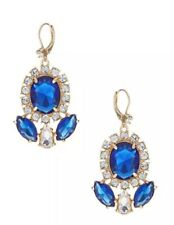 Kate Spade Sunrise Cluster Women's Sapphire Drop Earrings 0128