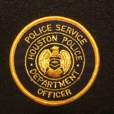Texas - Houston Police Department Police Service Officer Patch