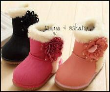 Chaussures fille noirs pour bébé