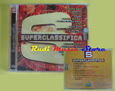 CD SUPERCLASSIFICA sigillato VASCO ROSSI COLDPLAY ROBBIE WILLIAMS(*)no mc (C15)