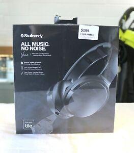Skullcandy Venue Active Noise Cancelling Wireless Headphones (Black)