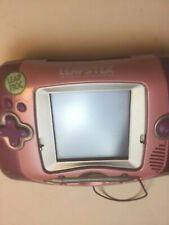 Leap Frog Leapster Pink Learning Game System Consones Tested