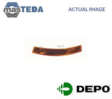DEPO LEFT FRONT INDICATOR LIGHT BLINKER LAMP 551-1609L-UE I NEW OE REPLACEMENT