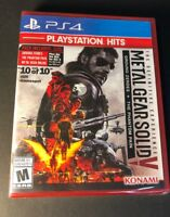 Metal Gear Solid V Definitive Edition [ PlayStation Hits ] (PS4) NEW