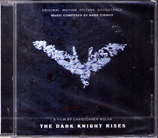 Batman: The Dark Knight Rises Hans chambre OST MUSIQUE DE FILM CD Christopher Nolan