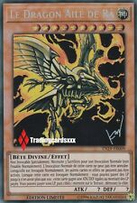 ♦Yu-Gi-Oh!♦ Le Dragon Ailé de Ra : TN19-FR009 -VF/Secret Rare-