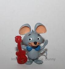 1980's Comics Spain Hanna Barbera Pixie & Dixie Mr. Jinks Mouse PVC Figure